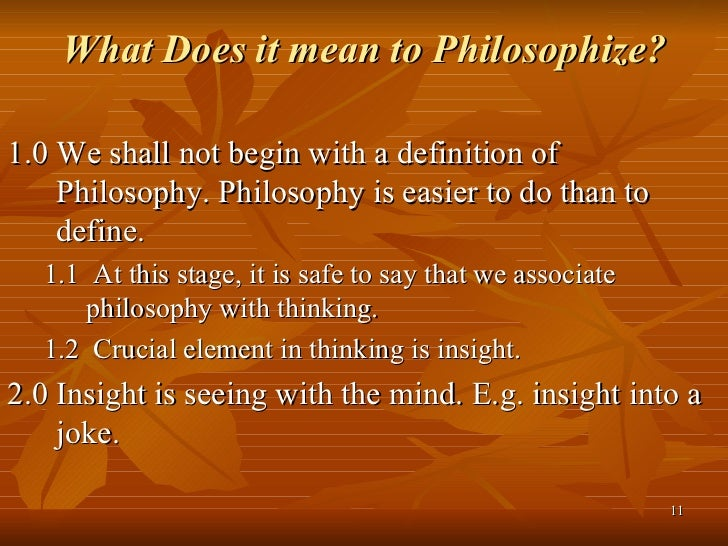 What does it mean to be a human being- Philosophy essay HELP?
