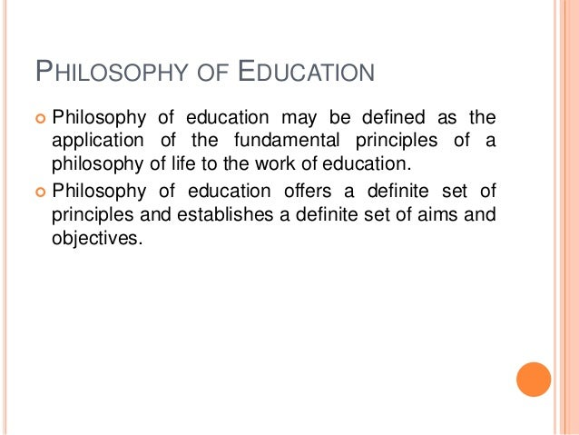 my professional educational philosophy My philosophy of education i believe that every child has the ability to learn, but it takes a good teacher to be able to bring this ability out.