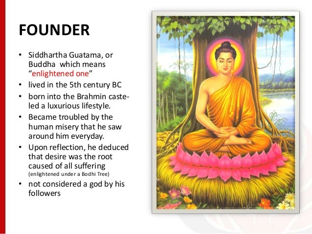 Siddhartha Gautama – The Life and Teachings of the Buddha