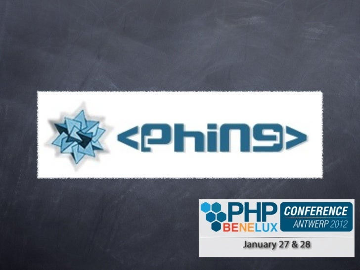 An introduction to Phing the PHP build
