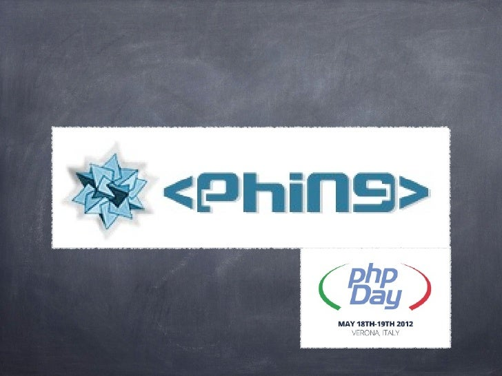 An introduction to Phing the PHP build system (PHPDay, May 2012)