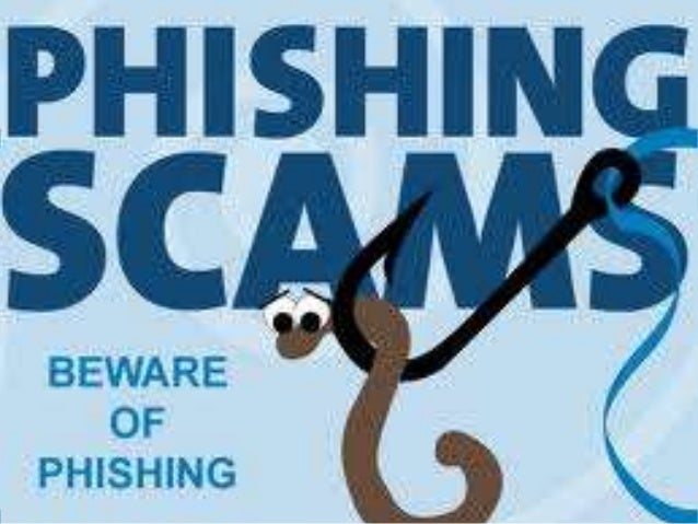 """• Pronounced """"fishing"""" • The word has its Origin from two words """"Password Harvesting"""" or fishing for Passwords • Phishing ..."""