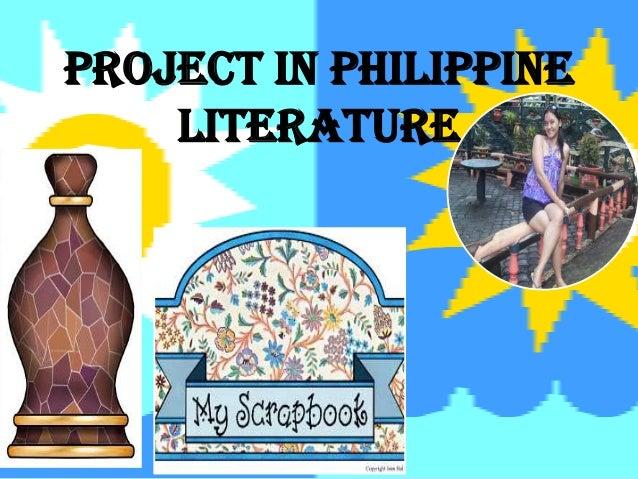 Project in Philippine Literature