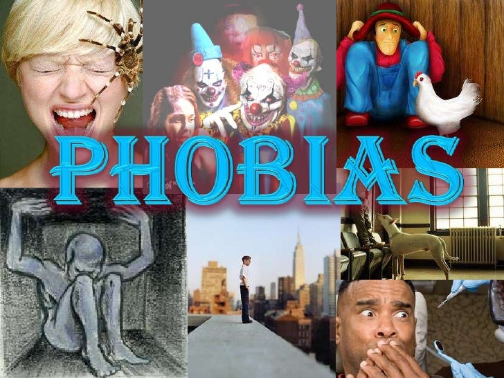  An unreasonable sort of fear that can cause  avoidance and panic. Phobias are a relatively  common type of anxiety disor...