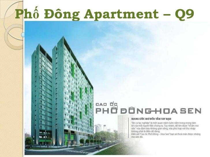 Phố Đông Apartment – Q9
