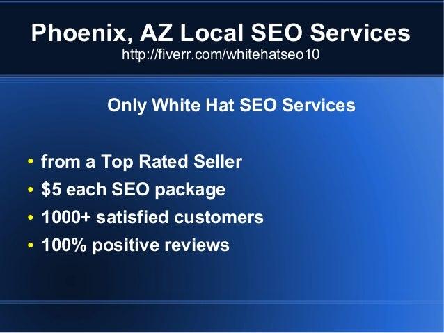 Phoenix, AZ Local SEO Services