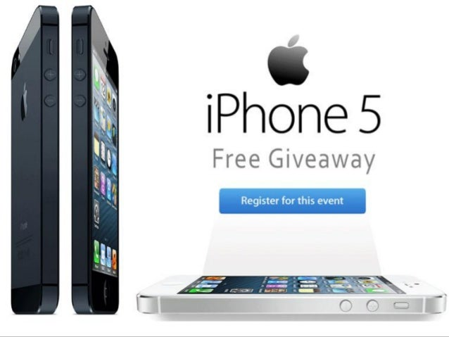 iphone 5 giveaway get the iphone 5 for free. Black Bedroom Furniture Sets. Home Design Ideas