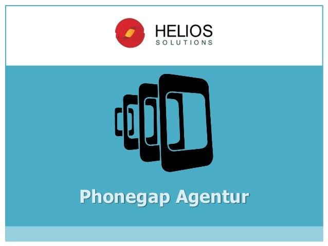 Phonegap Agentur