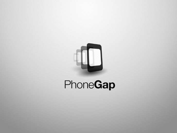 PhoneGap Slides from HTML5 Next and Now