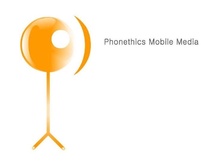 Phonethics Case Studies