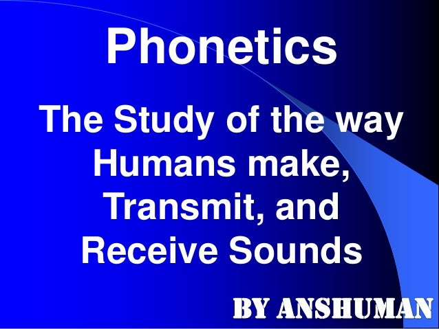 Phonetic sounds z