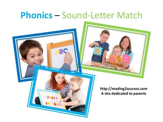 Phonics  Sound - Letter Match