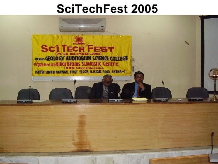 Photo Sci Tech Fest2005