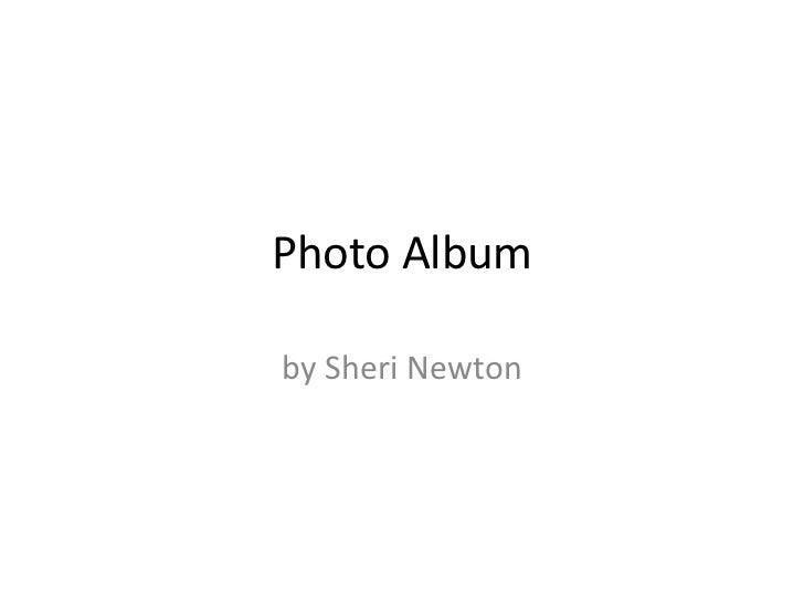 Photo album bully