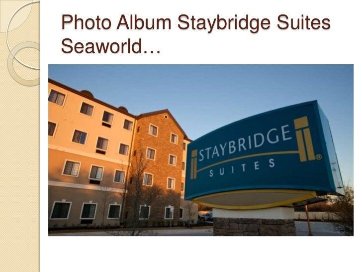 Photo Album Staybridge Suites Seaworld…<br />