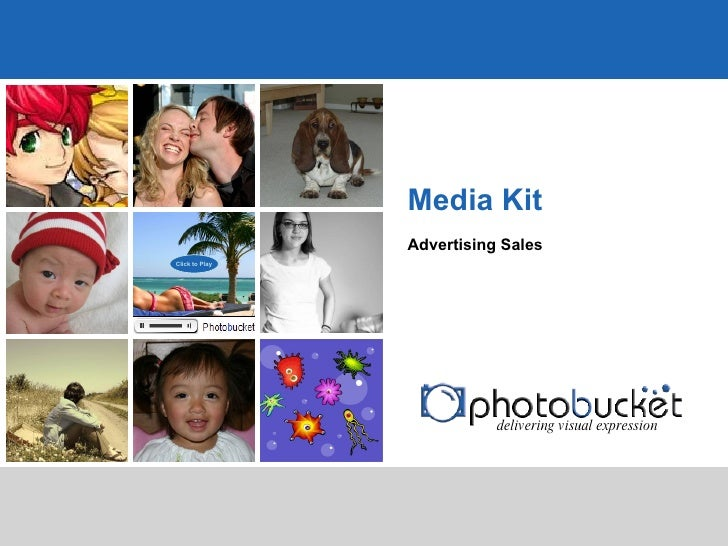 Media Kit                 Advertising Sales Click to Play                                delivering visual expression