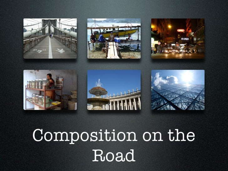 Composition on the      Road