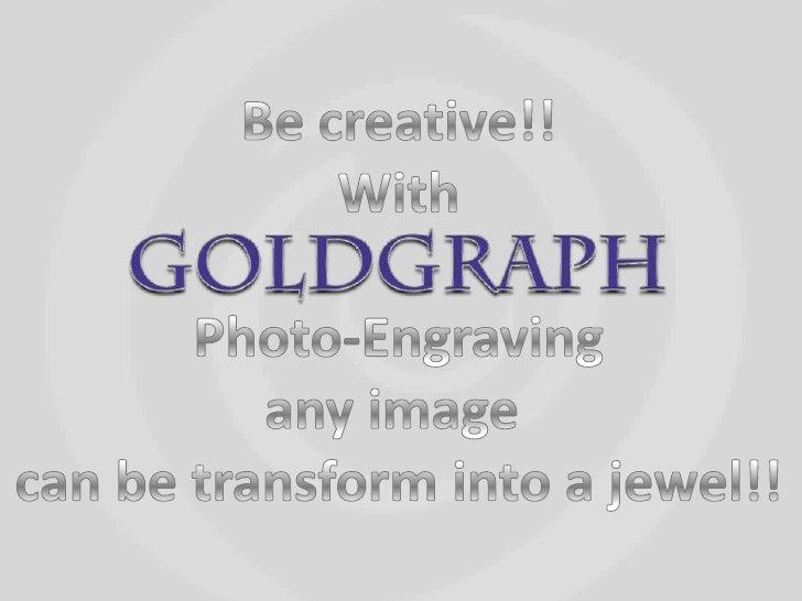 Photo engraving