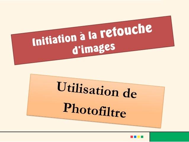 Les images numériques • On désigne sous le terme d'image numérique toute image (dessin, icône, photographie, ...) acquise,...