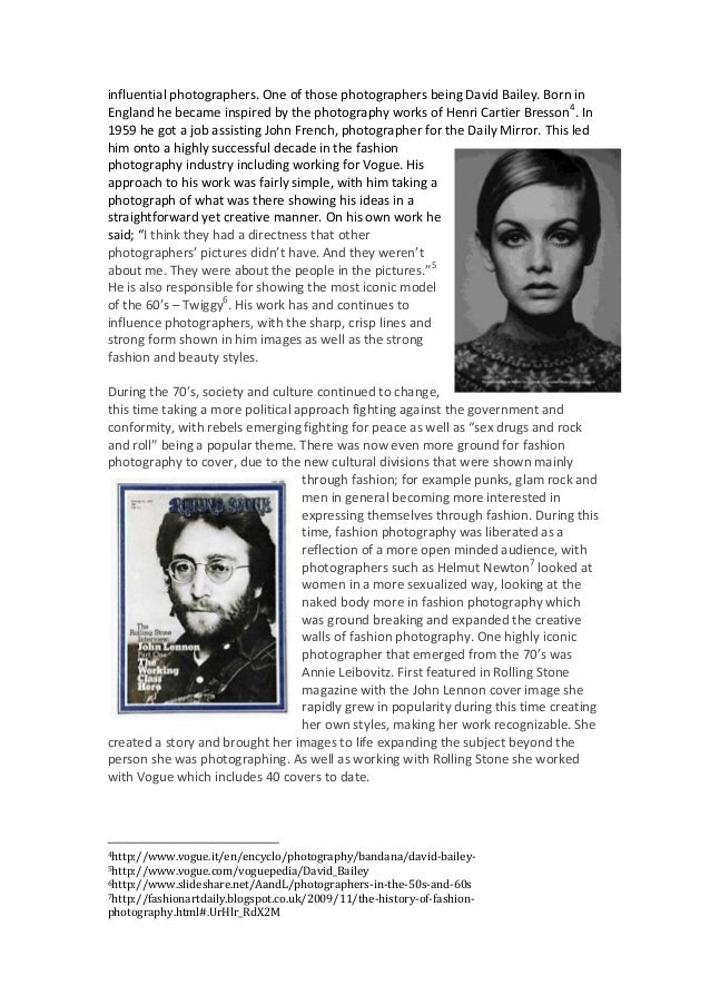 Persuasive essay about photography