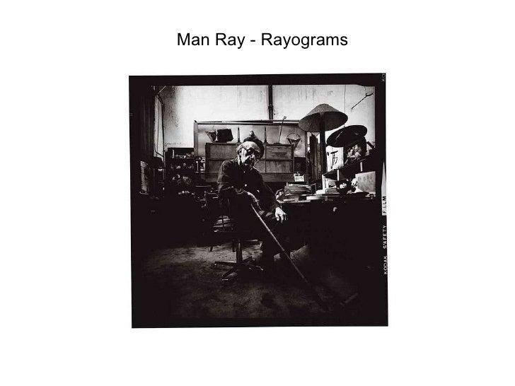 Man Ray - Rayograms