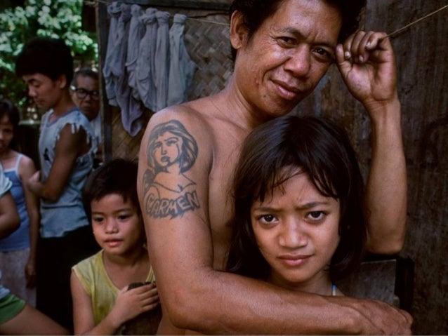 Photographer Steve McCurry galleries: Families