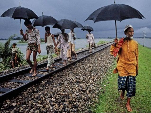 Photographer Steve McCurry Galleries: Right as Rain