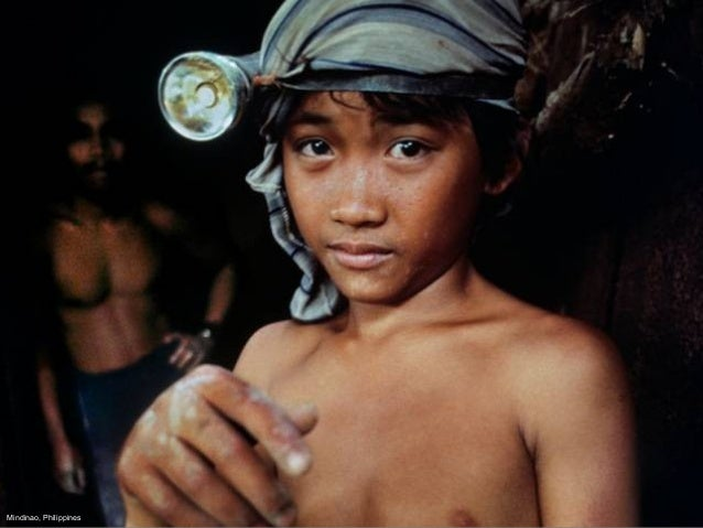 Photographer Steve McCurry: Stolen Childhoods
