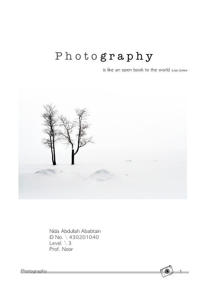 Photography                                                                                                             ...
