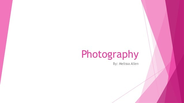 Photography By: Melissa Allen