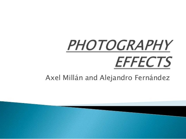 Photography Effects - .Plàstica