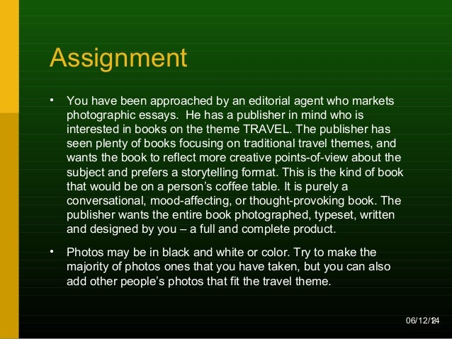 photography essay assignment for students  theme  travel    education…photography essay assignment for students  theme  travel    education  homeschooling