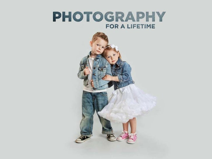 Photography For A Lifetime Booklet