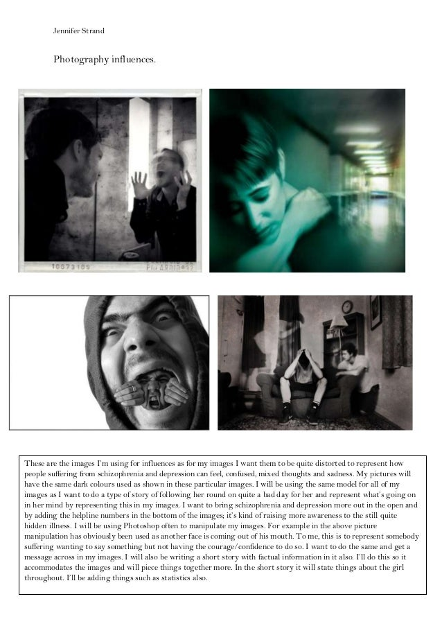 Jennifer Strand        Photography influences.These are the images I'm using for influences as for my images I want them t...