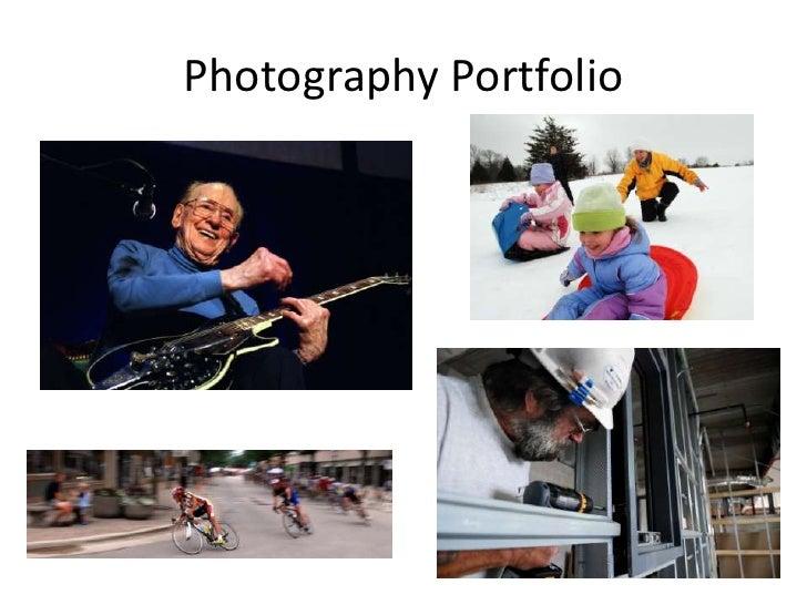 Photography Portfolio<br />