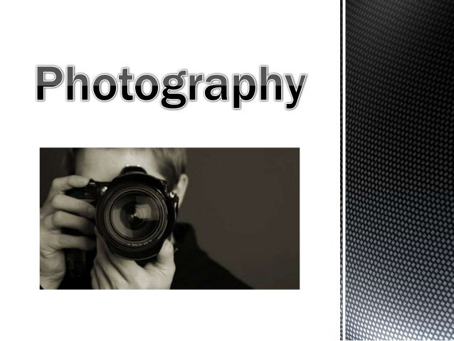 Basic Photography (Types and Element)
