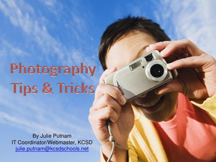 By Julie Putnam IT Coordinator/Webmaster, KCSD   julie.putnam@kcsdschools.net