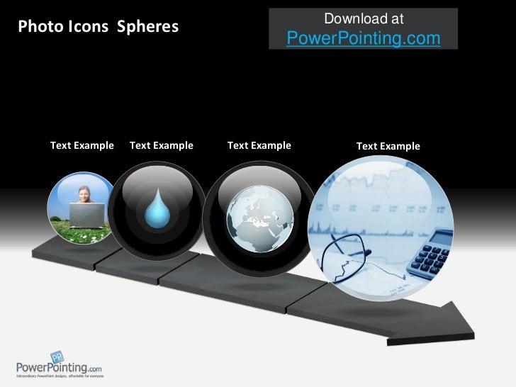 Powerpoint Spheres Toolbox