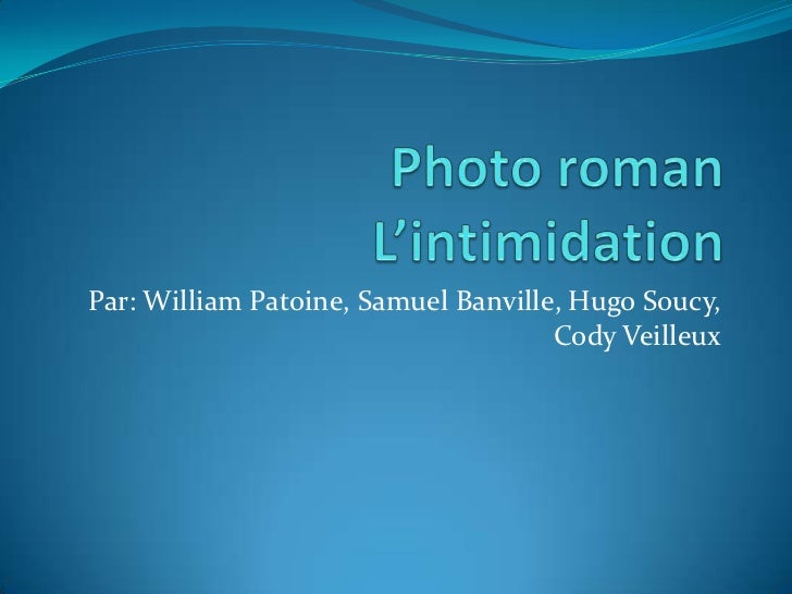 Photo roman