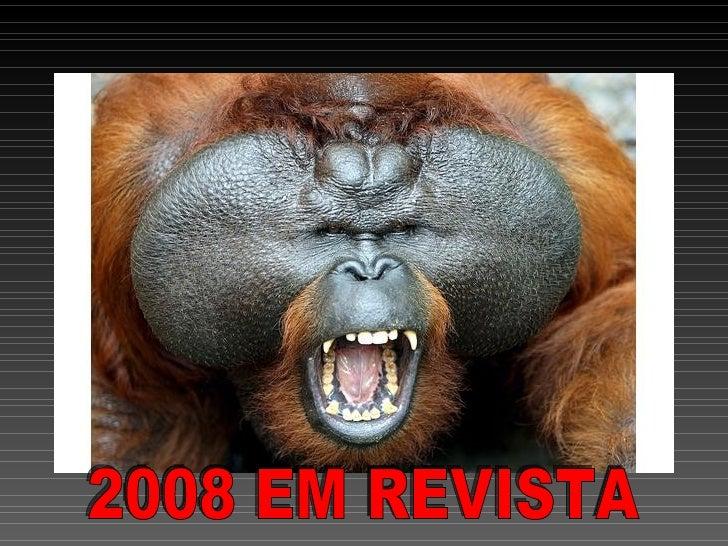 2008 EM REVISTA