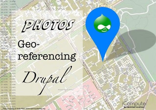Photos Georeferencing Drupal. Pakistan