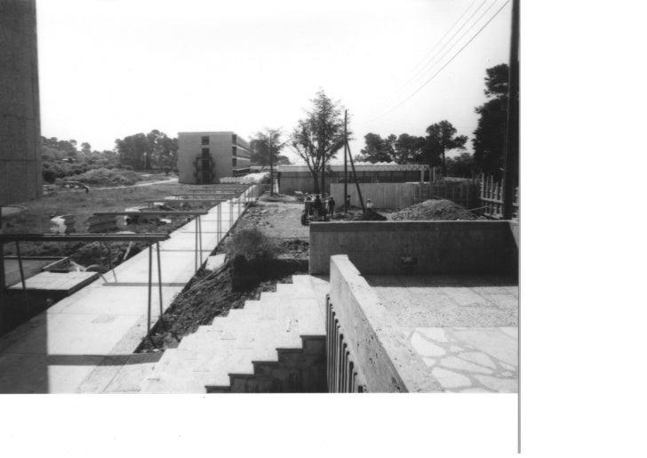 Photos Université Paul Valery 1966