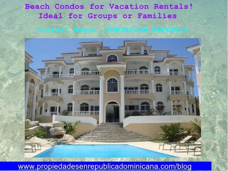 Photos Beach Condos Vacation Rental in Cofresi, DR.ccp