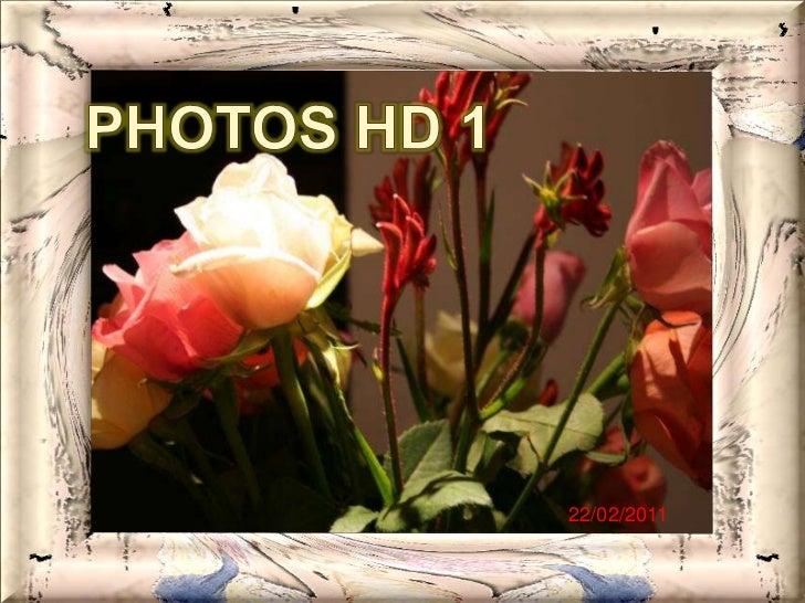 Photos hd 1