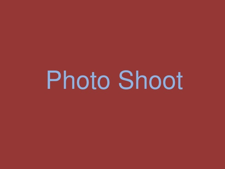 Photo shoot1