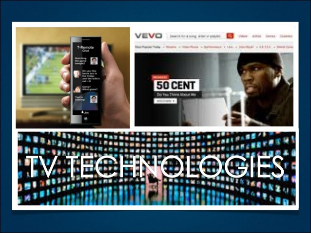 Tv Technologies