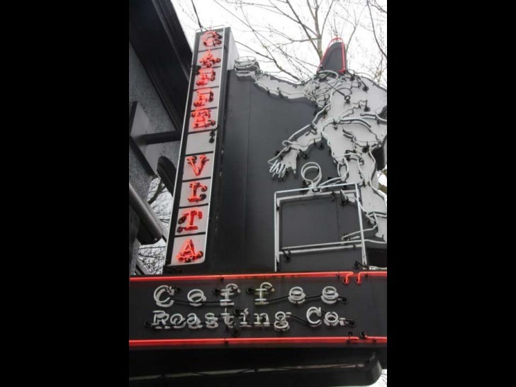 "Seattle's ""Best"" Local Coffee Shop"
