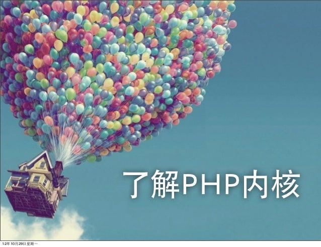 了解Php内核