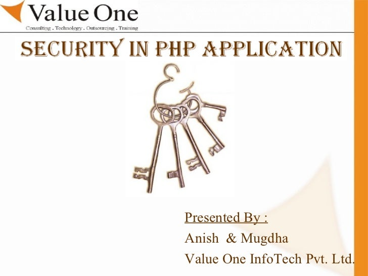Php security3895