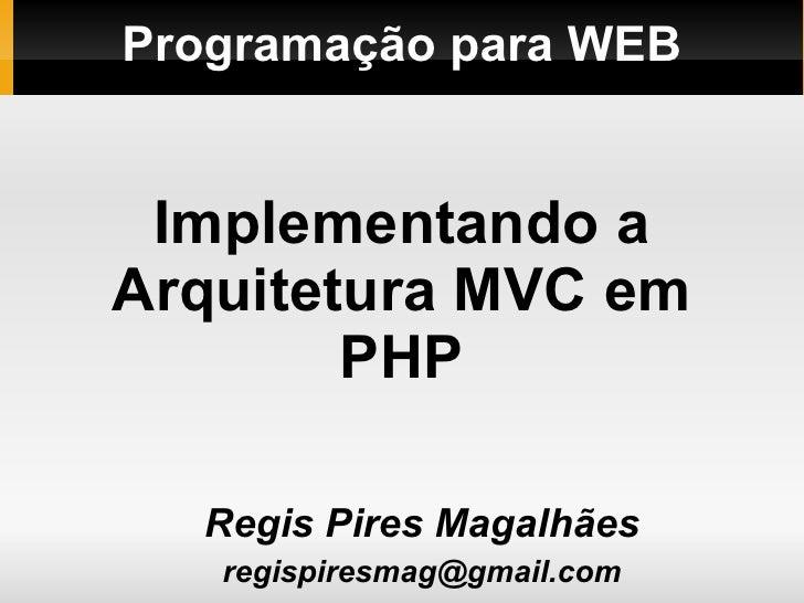 Php 05 Mvc